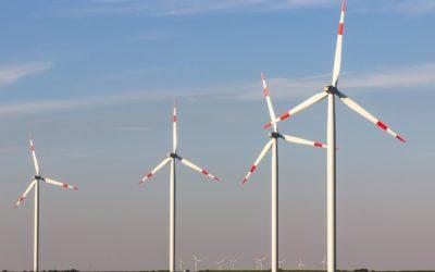 Windkraftanlage und Windgenerator
